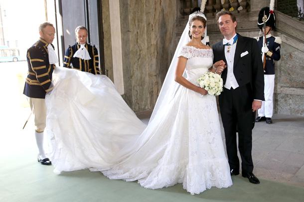 Prinsessbröllop